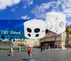 Vivotek MS8391-càmera IP 180 ° de 12Mpx